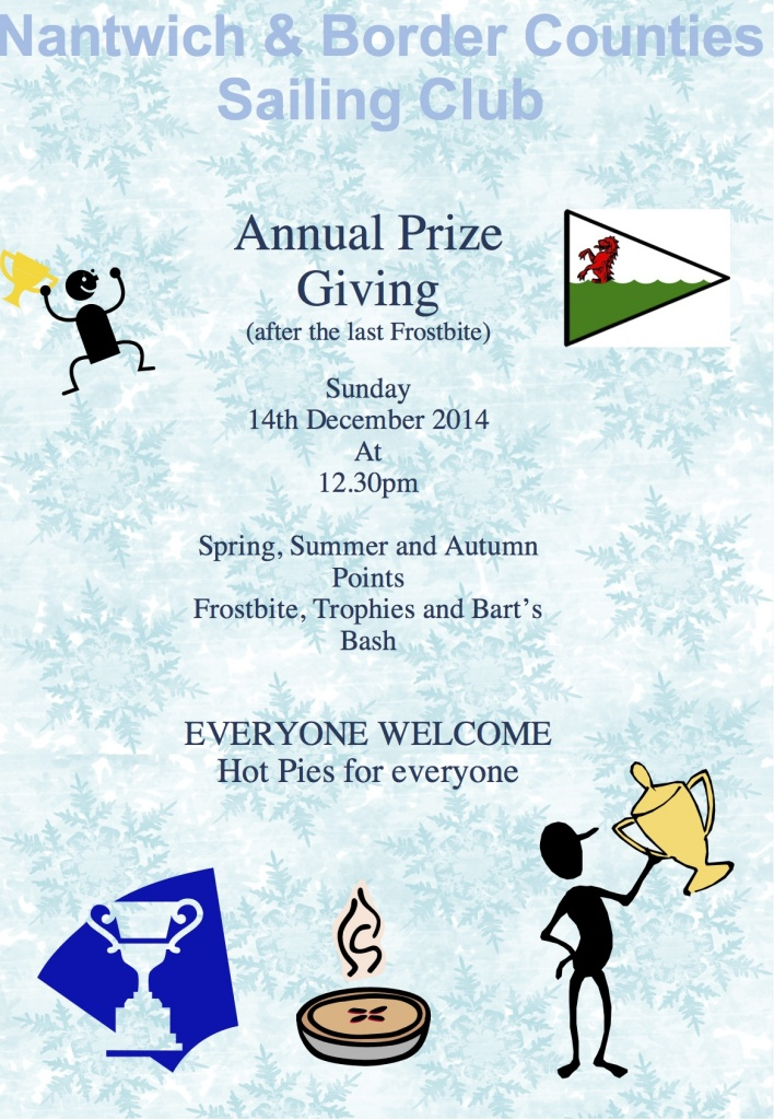 Annual Prize Poster 14