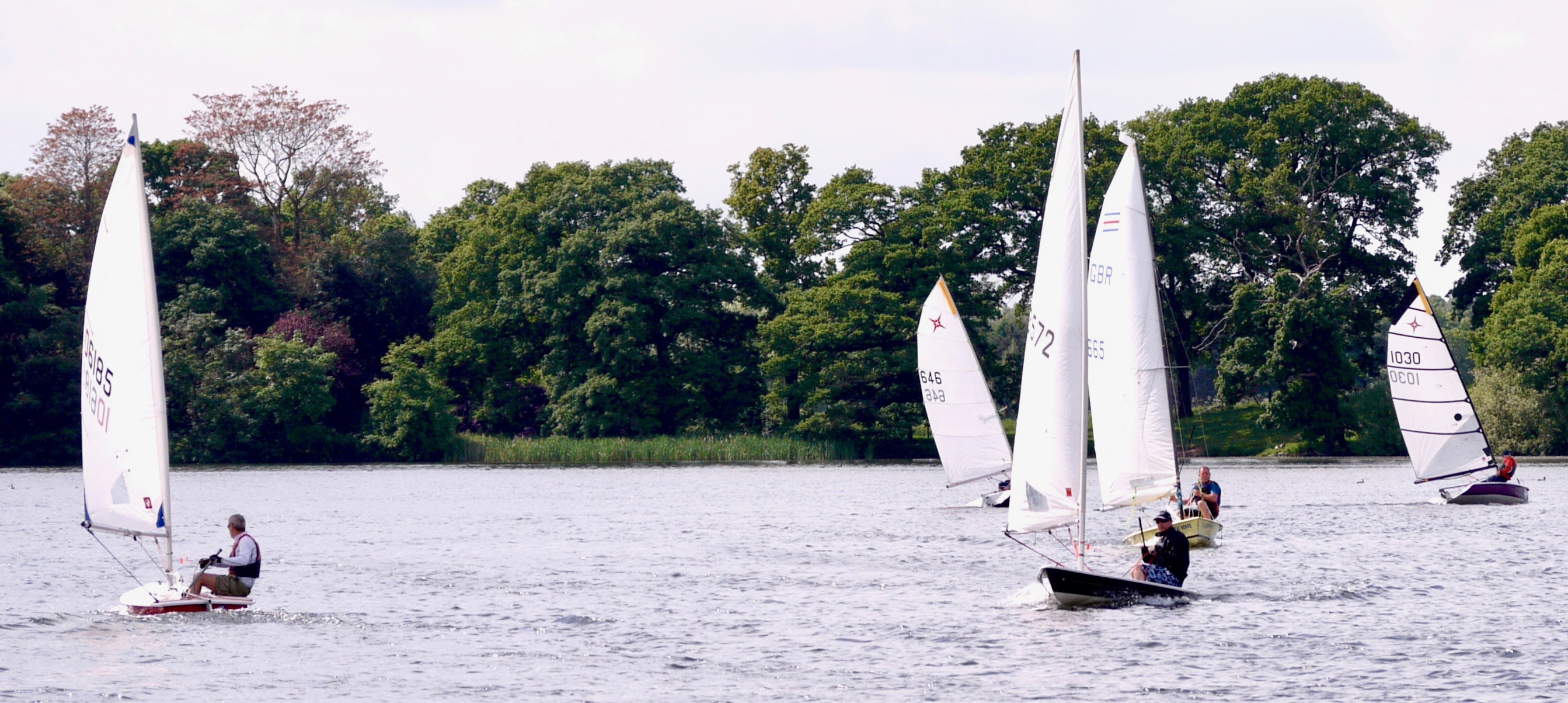 Sailing programme published with new Sunday sailing for leisure sailors