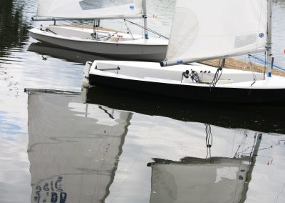 Sail Reflections